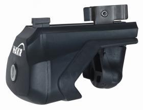 Půjčovna Střešní nosič s podélníky pro vozy ŠKODA - všechny modely, ALU tyč