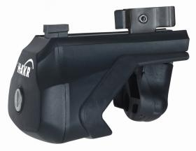 Půjčovna Střešní nosič s podélníky pro vozy Hyundai - všechny modely, ALU tyč